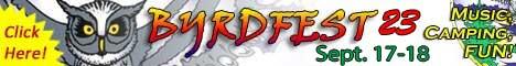 ByrdFest Concert Event