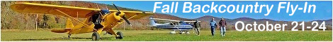 Byrd's Fall Backcountry Fly-In