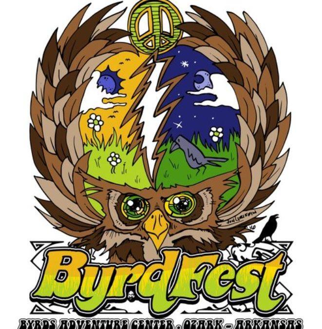 Byrdfest 19 Music Festival Sept 2019