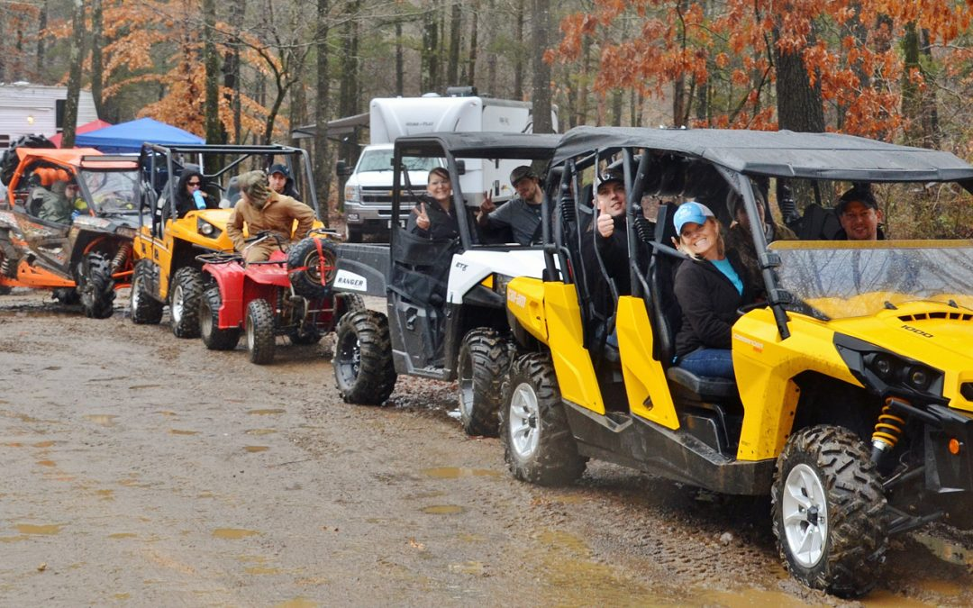 Fall ATV & Side By Side Rally 2019