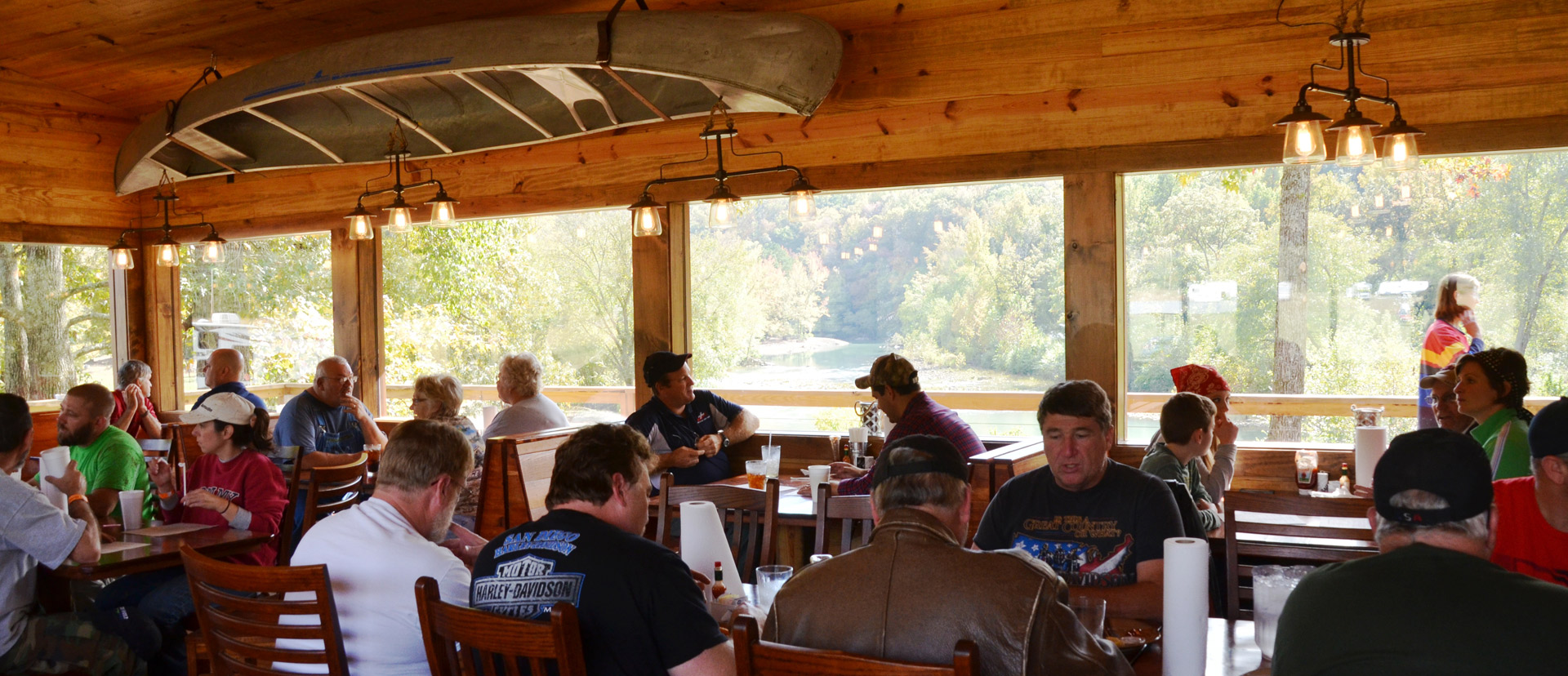 Byrds-Restaurant-on-Mulber - Byrd's Adventure Center