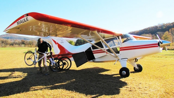Fly your plane into Byrd's Adventure Center