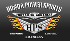 Honda Powersports Sponsor