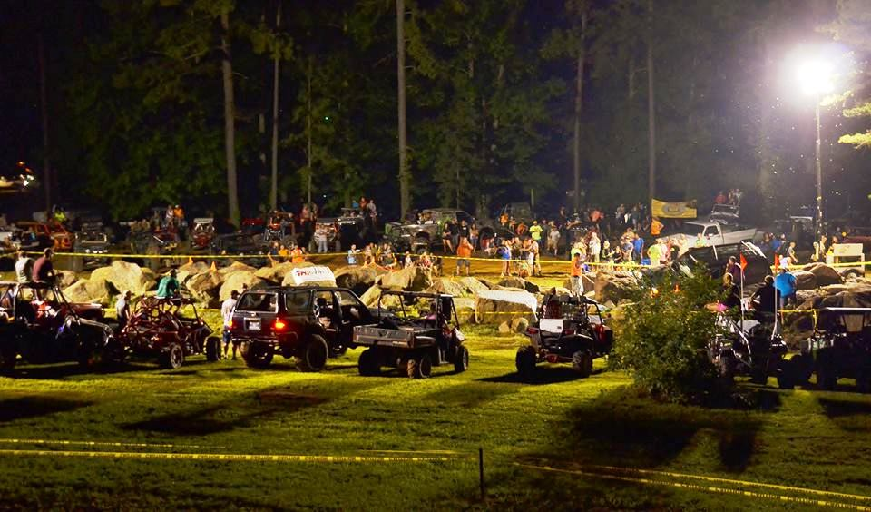 4x4 Off Road Trails And Obstacle Courses At Byrd S