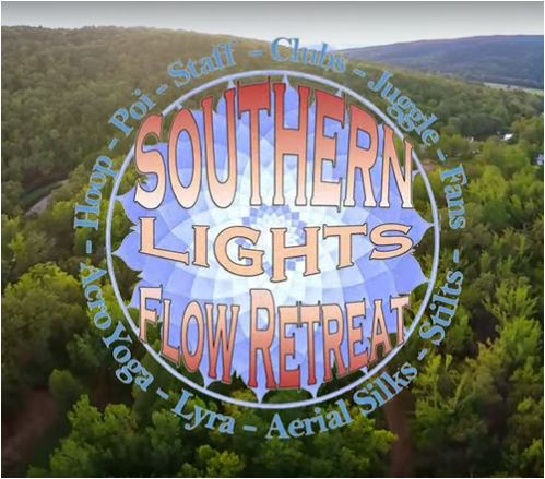 SoFlow 2019 – Southern Lights Flow Retreat