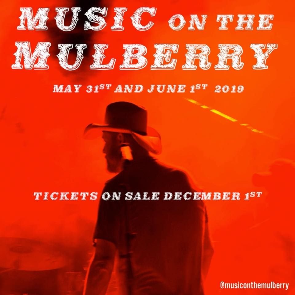 Music on the Mulberry 2019