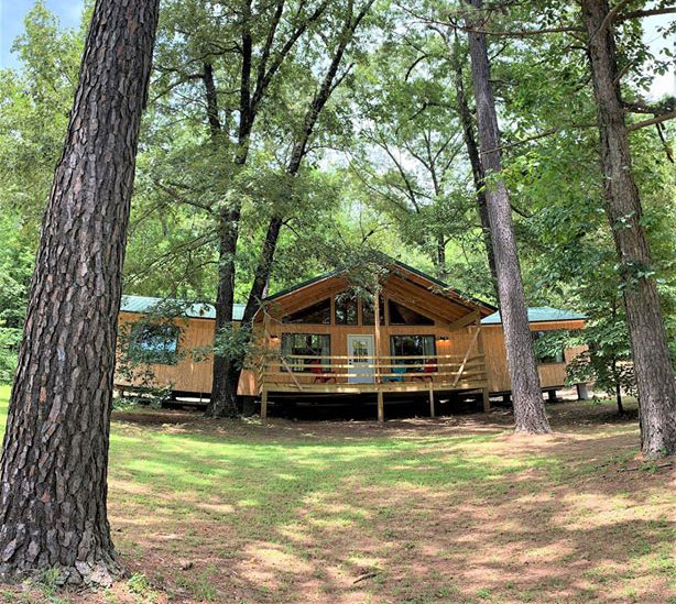 Lodging and Cabins on the Mulberry River