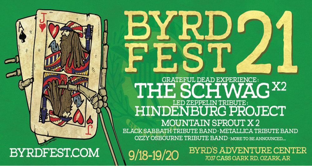 byrdfest 21 music festival