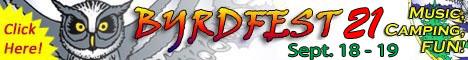 Byrdfest 21 Sept `