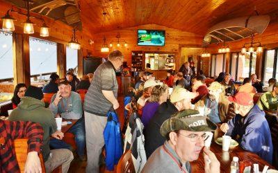 Riverfront Restaurant Opens Tomorrow