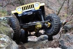 byrds 4x4 extreme steep trail rocks