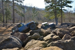 byrds 4x4 jeeps rocks