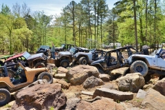 byrds 4x4 rock garden jeep jamboree
