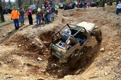 byrds 4x4 trench fun