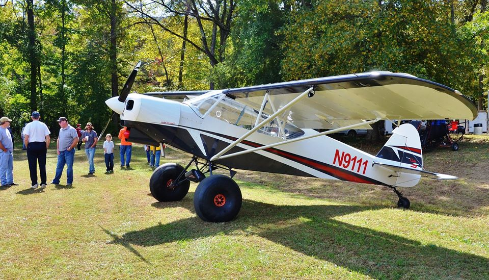 Fly into Byrd's Adventure Center's Two Grass Airstrip Runways