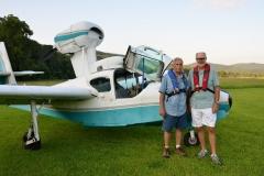 byrds airstrip amphibous aircraft