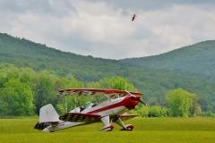 byrds airstrip biplane