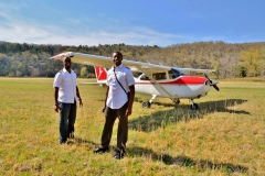 byrds airstrip bush pilots