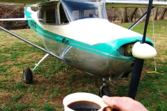 byrds airstrip camp coffee