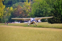 byrds airstrip cessna takeoff