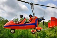 byrds airstrip gyrocopter