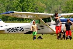 byrds airstrip kids