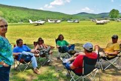 byrds airstrip pilot campers