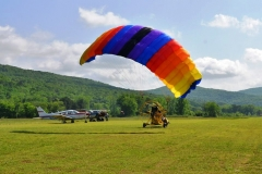 byrds airstrip ppc takeoff