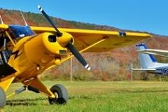byrds airstrip supercub cessna