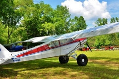 byrds airstrip supercub flyin
