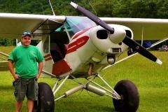 byrds airstrip supercub stripe