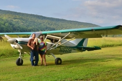 byrds airstrip tri gear maule