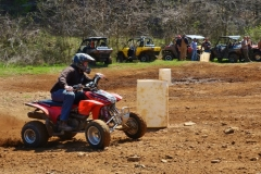 byrds atv barrel play area