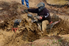 byrds atv muddy trail