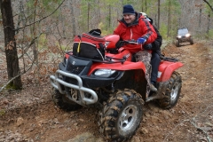 byrds red atv