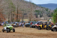 atv and utv rally at Byrd's Adventure Center