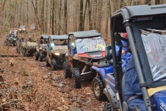 ATV and UTV rally