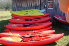 Byrds kayaks