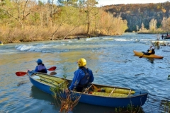 Canoe, Kayak, and raft the Mulberry River