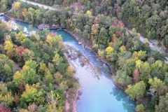 Mulberry River Ozarks