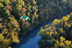 byrds airstrip river flying