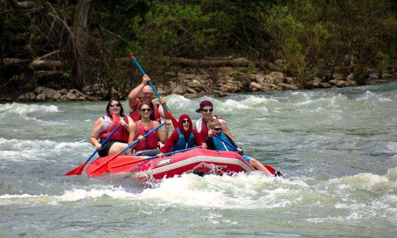 Raft the Mulberry River in Arkansas With Byrd's Adventure Center