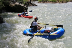byrds mulberry river rafting adventure
