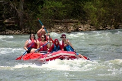byrds raft fun