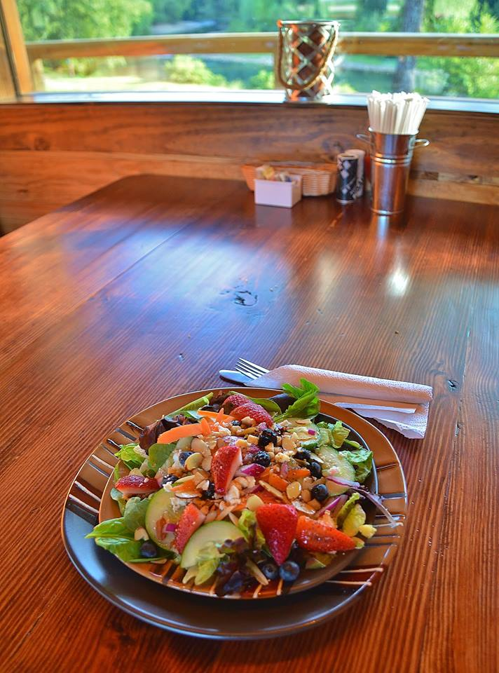 Enjoy Good Food With A Beautiful View At Byrd S Adventure