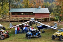 byrds restaurant airplane jeep atv