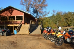byrds restaurant dirtbikes